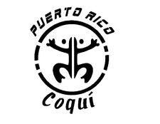 Puerto Rico  taino coqui High Quality Vinyl  Sticker buy 2 get 1 free