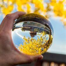 Sphere Fluorite Crystal Ball Glass Healing Gemstone Quartz Stone