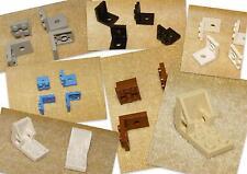 LEGO Parts: Bracket 3956 2x2 - 2x2, 4598 3x2 - 2x2 Space Seat *CHOOSE* VARIOUS