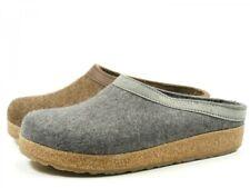 Haflinger 713001 Grizzly Torben Schuhe Herren Damen Hausschuhe Pantoffeln Wolle