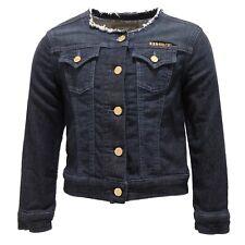 1632T giacca jeans bimba MET giubbotto denim jacket kid