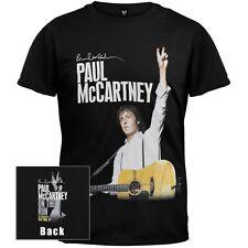Paul McCartney - Peace Yankee Stadium Tour Soft T-Shirt