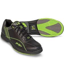 Bowling Shoes Men's KR Strikeforce Raptor Black Lime, wechselsohle- and Pick