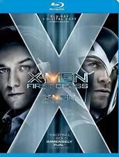 X-Men: First Class (Blu-ray Disc, 2011, Canadian )
