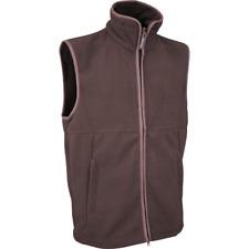 Jack Pyke Countryman Fleece Gilet Shooting Body Warmer Vest Hunting In Brown
