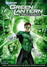 Green Lantern: Emerald Knights (DVD, 2011, Special Edition)