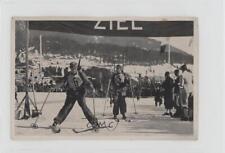 1936 Reemtsma Olympia - Band I Tobacco Base #79 Die Deutsche Patrouille am Ziel