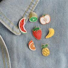 Corsage Cartoon Fruit Brooch Pin W Enamel Jewellery Collar Pins Fashion Badge