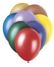 """12 """"POLLICI 30 -100 in lattice grandi Qualità Elio Compleanno Matrimonio Palloncini Baloons"""