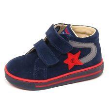 E3224 sneaker bimbo blu FALCOTTO by NATURINO scarpe primi passi shoe baby boy
