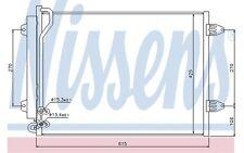 NISSENS Condenser, air conditioning fits VW Passat CC 2.0 TDI 2.0 BlueTDI