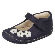 filles CLARKS décontracté Premières Chaussures petite Darcy