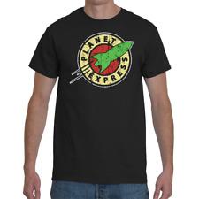 T-shirt Futurama Planet Express Vintage Logo
