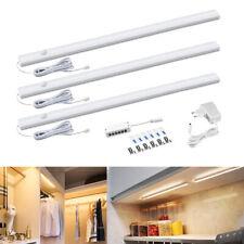 PIR-Bewegungsmelder 6W//10W LED Unterbau-Leuchte Küchen-Lampe Lichtleiste Schrank