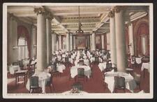Postcard Richmond VA Jefferson Hotel Dining Room 1907?