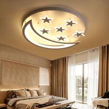 Modern Style LED Acrylic Flush Mount Ceiling Light Lamp in White/Warm Light