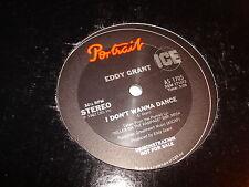 "EDDY GRANT-I DON'T WANNA DANCE/KILLER ON THE RANPAGE-PORTRAIT AS 1750 NM/VG 12"""