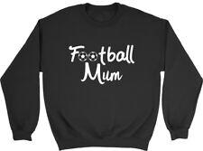 Football Mum Mens Womens Ladies Unisex Sweatshirt