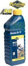 Putoline MX7 MX 7 MX-7 Two Stroke Oil For Yamaha YZ 125 YZ 250 WR 125 WR 250 1 L