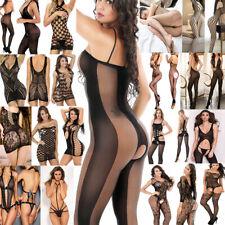 Charm Women Lady Sexy Lingerie Lace Dress G-string Underwear Babydoll Sleepwear