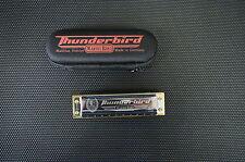 Harmonica diatonique Hohner Thunderbird tonalités graves / low keys