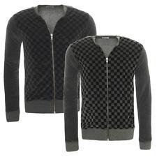 Diesel Sweatshirt Pullover Karo Pulli Rundhals Stehkragen S M L XL NEU