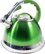3.5 L ACCIAIO INOX Veloce Bollire GAS E PIANO COTTURA ELETTRICO bollitore da cucina fischiare