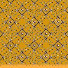 Soimoi Fabric Floral Wreath Geometric Print Fabric by the Meter-GMD-567K