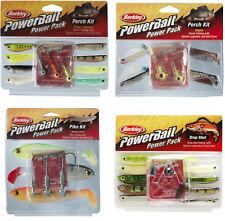 Berkley powerbait pack pro sandre bar dropshot soft lure bait 7 styles