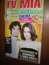 Tv MIa.LAURA CHIATTI & RICCARDO SCAMARCIO,ddd