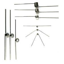 New 10pcs Wire diameter 0.6mm Miniature Torsion Spring