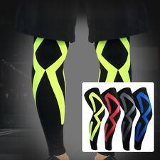 Full Length 1 PC Leg Proof Compression Knee Support Braces Anti Slip Sleeve