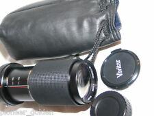 PENTAX K-A VIVITAR 70-210mm F4.5 MACRO LENS W/CAP for 35mm SLR, DLSR