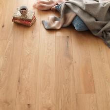 Woodpecker Harlech Rustic Oak Engineered Flooring 15mm Thick, 4mm Wear Layer