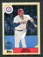 2017 Topps Update Baseball 1987 30th Anniversary Insert U Pick Your Player