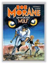 Bob Morane 9 Operation Wolf Coria Vernes Lombard 1980