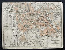 Antica=Topografica=ROMA PIANTA EST.SCALA 1:30000.1905c
