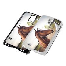 Precioso Caballo Funda De Teléfono para iPhone/Samsung ipad ipod 5ª 6 gen sony