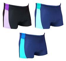 Acclaim Fitness Sydney Unterhose Herren Schwarz Lycra Nylon Schwimmen