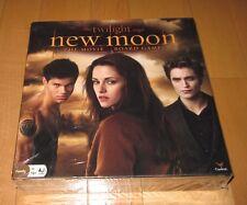 New The Twlight Saga New Moon Movie Board Game