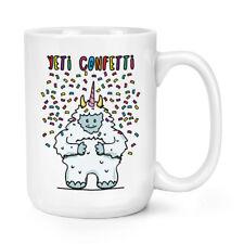 Yeti Confettis 15 oz (environ 425.24 g) Mighty Mug Tasse-Drôle Animal Big Large