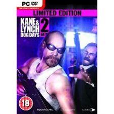 Kane & Lynch 2: Dog Days (Limited Edition) (PC: Windows, 2010) - European...