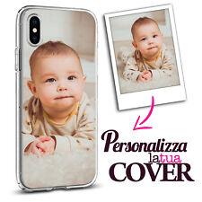 Custodia Cover Personalizzata Foto Per Apple iPhone  11 6s 7 8 X XS XR XS MAX