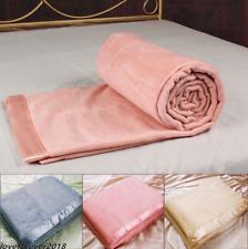 luxury blanket velvet Mulberry silk blankets limited stock health care bed cover