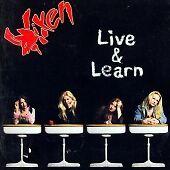 Vixen - Live & Learn  (Girlschool)