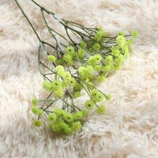 Home Party Decor Artificial Fake Babys Breath Gypsophila Silk Flowers Bouquet