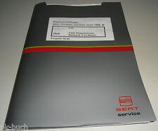 Werkstatthandbuch Seat Cordoba Vario Ibiza 4 Zylinder 1,6 Liter Motor ab 1999!!