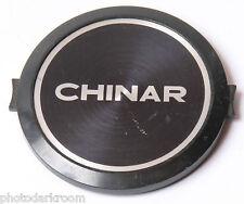 58mm Plastic Regular Lens Cap - 58Ø Snap-on - Chinar - USED V348