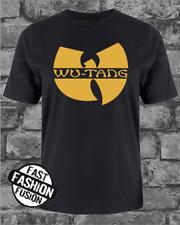 Wu tang clan hip Hop Rap RZA GZA Camiseta Wutang Method Man Raekwon Tour