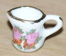 Décoratif en céramique pot miniature [roses]